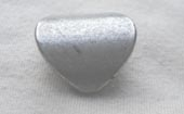 Pewter effect toggle button