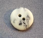 Marble effect button