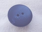 Large navy dyed button